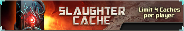 Slaughter cache banner