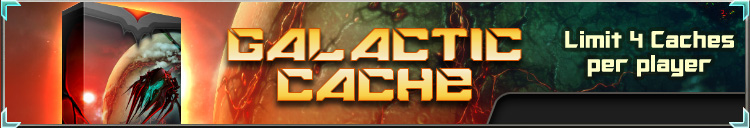 Galactic cache banner