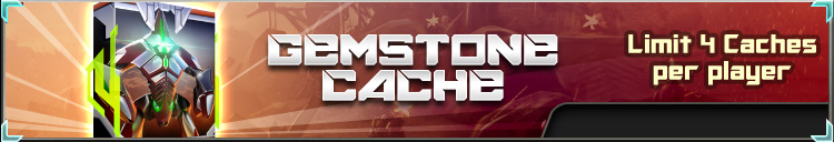 Gemstone cache banner