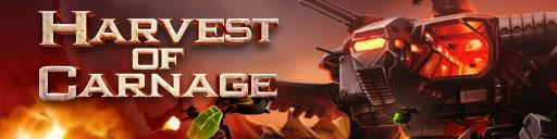 Harvest gacha banner