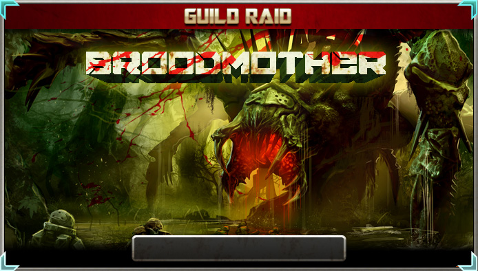 Broodmother raid banner