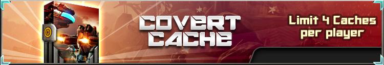 Covert cache banner
