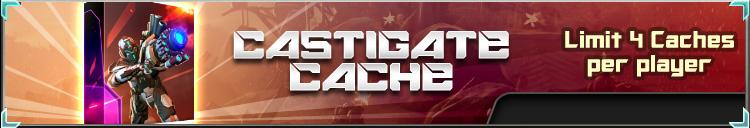 Castigate cache banner