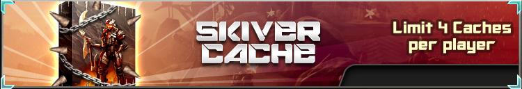 Skiver cache banner