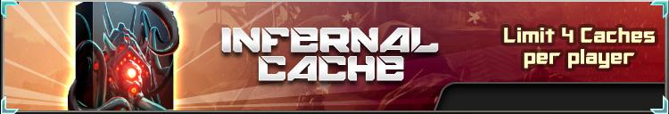 Infernal cache banner