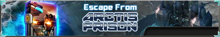 Arctis prison box banner