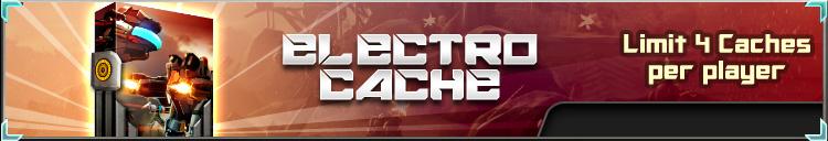 Electro cache banner