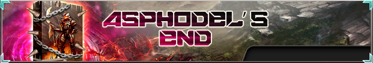 Asphodels end long banner