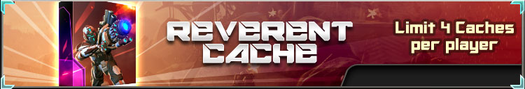 Reverent cache banner