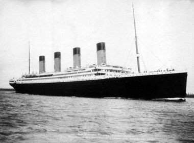 RMS Titanic 3-1-