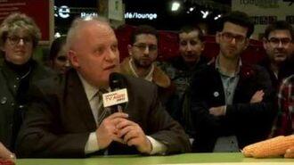 Les Agriculteurs et l'Europe François Asselineau Salon International de l'Agriculture 2015
