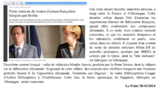 Le Point 30 10 2014