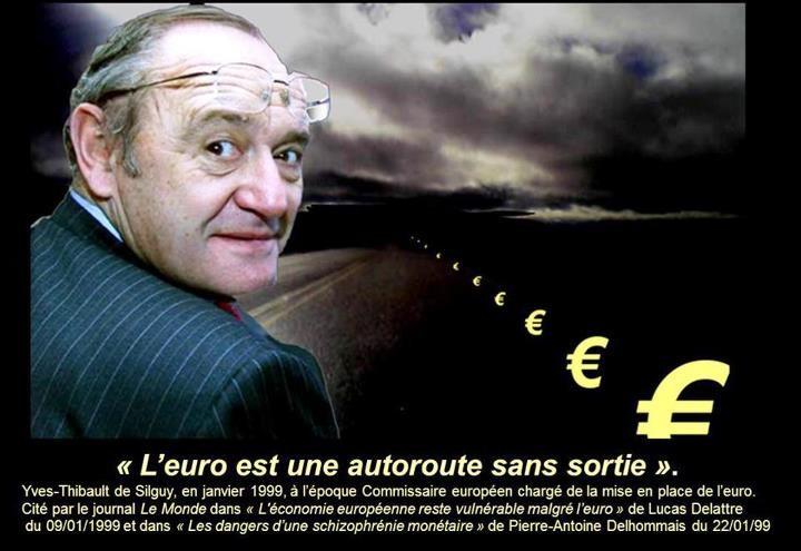 Mr Yves-Thibault de Silguy