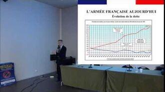 Où va la défense de la France ? Conférence de Régis Chamagne à Annecy