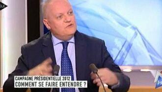 François ASSELINEAU sur I Télé - Présidentielle 2012 (Union Populaire Républicaine) - 9 mars 2012