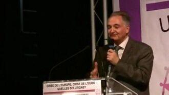 """Jacques Attali à propos du Traité de Maastricht """"c'était pas très démocratique"""""""