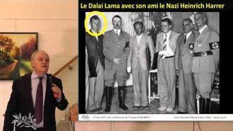 Le Dalaï Lama, un imposteur aux fréquentations très douteuses.