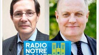 François ASSELINEAU débat avec Christian SAINT-ÉTIENNE sur RADIO NOTRE-DAME