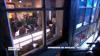 François Asselineau invité de Christophe Hondelatte sur la chaîne de télévision Numéro 23