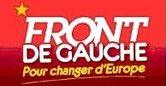 Front de gauche autre europe