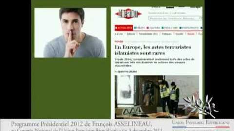 François Asselineau - Le candidat à la Présidentielle Française que les médias vous cachent