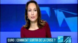 François ASSELINEAU invité de « La semaine de l'Eco » sur France 24