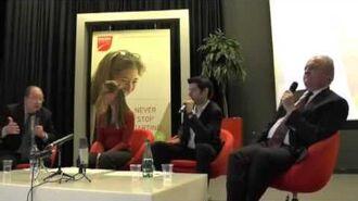 Vidéo culte ! François Asselineau clash une caricature européiste