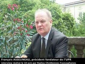 Interview de François Asselineau sur la radio RCF (10 06 2011)