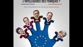 1 5 Les partis politiques respectent-ils l'intelligence des francais ? - François ASSELINEAU