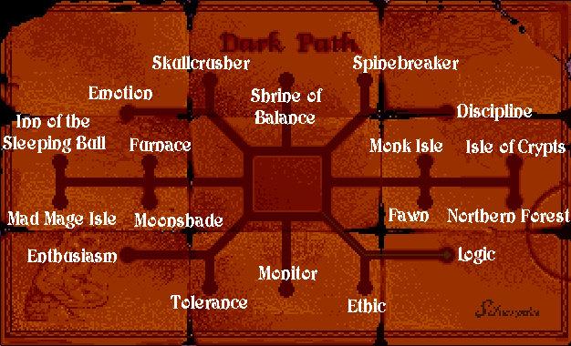 Pathmap