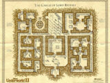 Ultima Underworld II Map