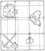Pirate Map