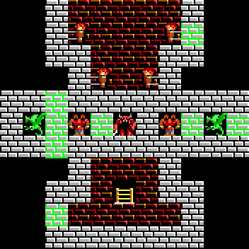 Dungeon Solution for Ultima V | Editable Codex | FANDOM ... on ultima 4 map, ultima v nes map, ultima underworld abyss map, ultima online map, ultima underworld the stygian abyss ps1,