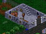 Tower Guard Keyring