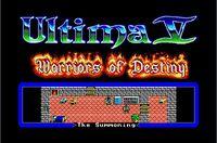 Ultima-V(Sharpx68000)