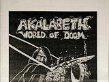 Akalabeth Manual