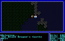 Black Dragon's Castle (U1)