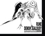 Rune Demon Jealous