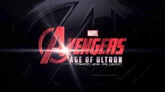 Avengers- Age Of Ultron - Teaser Trailer Music