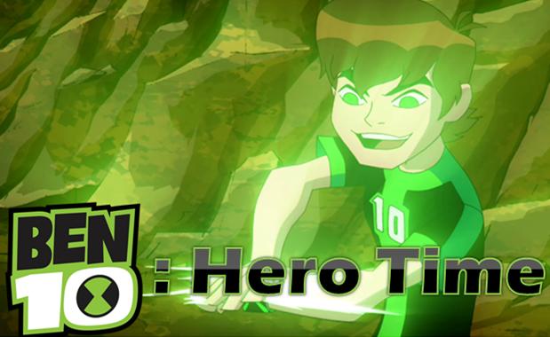 Ben 10 A Hora do Herói