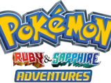 Pokémon Ruby and Sapphire Adventures