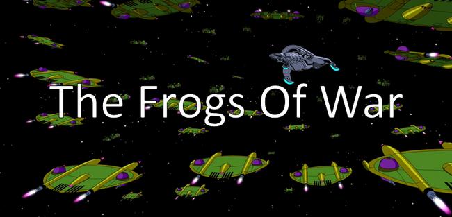 The Frogd of war