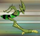Crashhopper no episódio AVDE