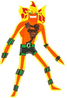 Magma Flamejante
