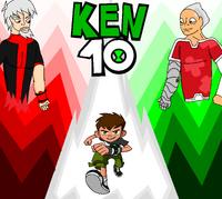 Ben 10 legacy infinty