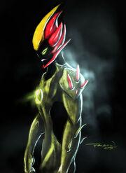 Swampfire - Colors por Arukun14