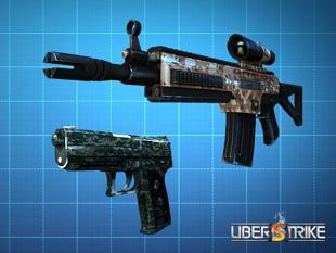 310px-SIG 552 Camo and USP.45 Tactical Camo
