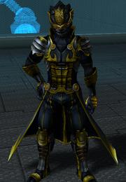 Sentai Samurai Yellow