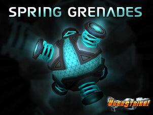 Spring Grenades