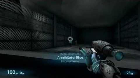 Uberstrike Unreleased Weapons 2013-2